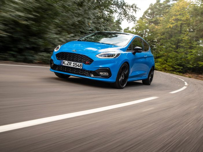 Optimiert auf der Nordschleife: Der neue Ford Fiesta ST-Edition