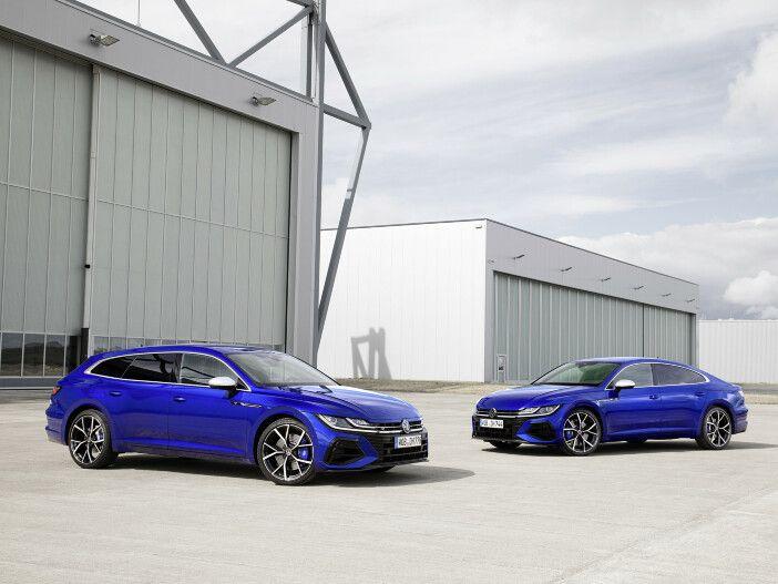 Flaggschiffe der Baureihe: Die neuen VW Arteon R Modelle