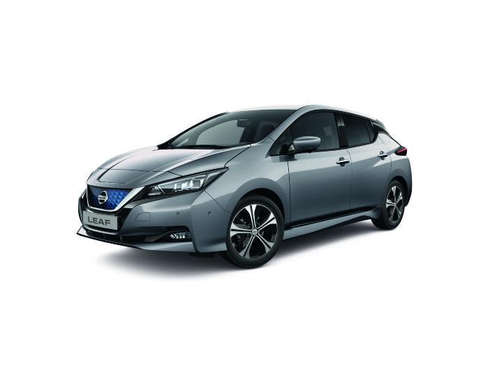Auto Leasing - Bereit für das neue Modelljahr: Der aktualisierte Nissan Leaf