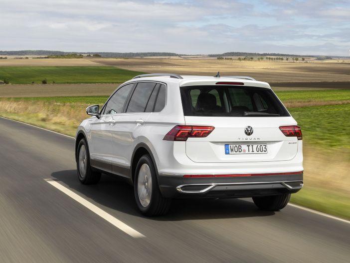 Auto Leasing - Plug-in-Hybrid mit sportlichem GTE-Mode: Der neue VW Tiguan eHybrid