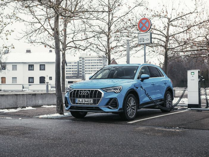 Auto Leasing - Kompakter Plug-in-Hybrid: Der neue Audi Q3 45 TFSI e