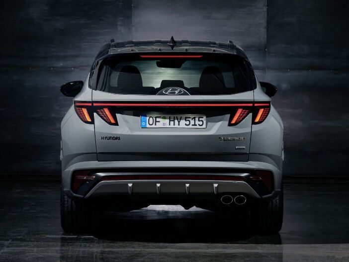 Auto Leasing - Sportliches Gesamtpaket: Der neue Hyundai Tucson N Line