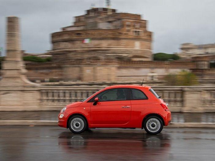 Von Cult bis Sport: Neue Ausstattungsvarianten für den Fiat 500