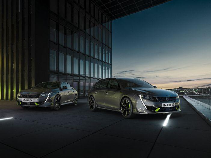 Auto Leasing - Französisches Flair mit Hybrid-Power: Der neue Peugeot 508 PSE