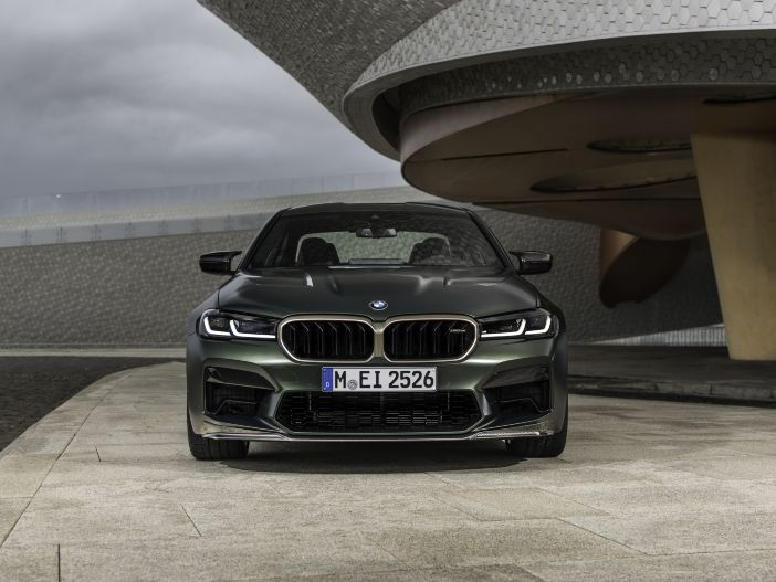 Auto Leasing - Ultimativer Business-Sportler: Der neue BMW M5 CS