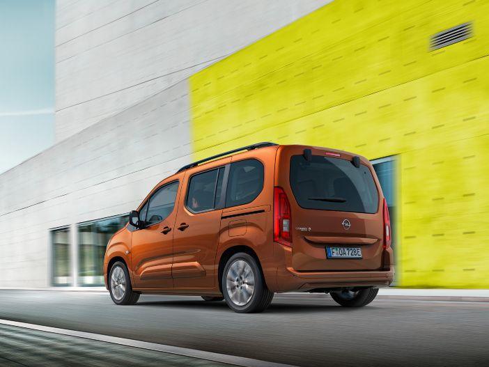 Auto Leasing - Elektrischer Hochdachkombi: Der neue Opel Combo-e Life
