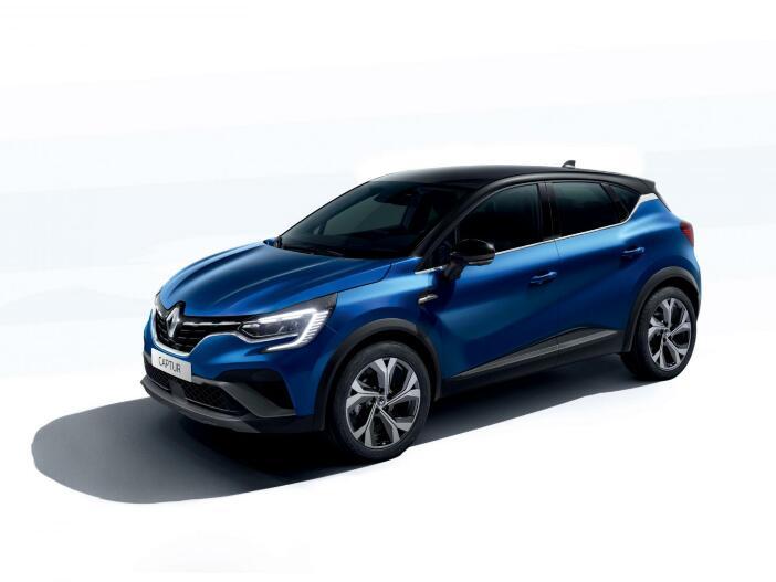 Auto Leasing - SUV-Dynamik im kompakten Format aus Frankreich: Der neue Renault Captur R.S. Line