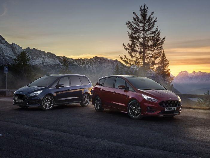 Auto Leasing - Vollhybride mit viel Platz: Neue Antriebe für den Ford Galaxy und den Ford S-Max