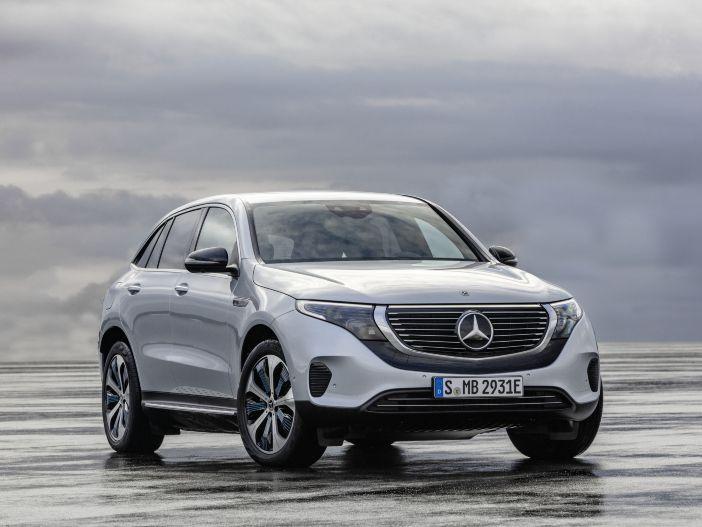 Mehr Auswahl beim Elektro-SUV: Neue Modelle für den Mercedes EQC