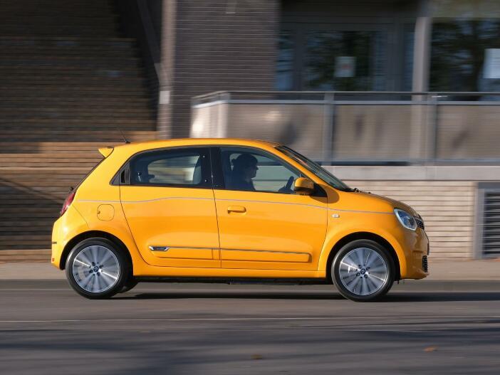 """Auto Leasing - Nun auch als """"Zen"""" und """"Intens"""": Neue Varianten für den Renault Twingo Electric"""