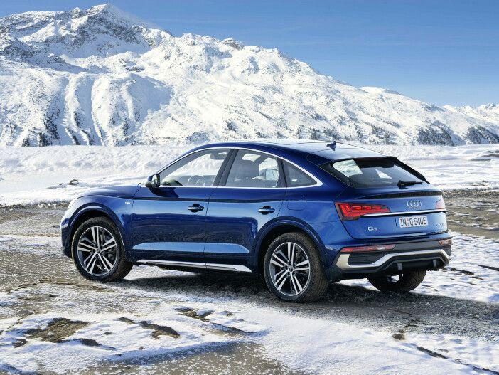 Auto Leasing - Hybrides SUV-Coupé mit hoher Reichweite: Der neue Audi Q5 Sportback TFSI e quattro