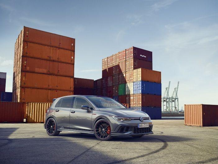 Auto Leasing - Happy Birthday, GTI: Der neue VW Golf GTI Clubsport 45