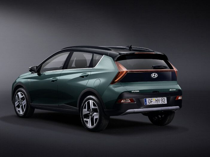 Auto Leasing - SUV mit kompakten Abmessungen: Der neue Hyundai Bayon