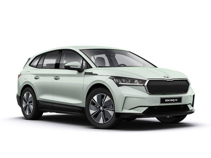 Auto Leasing - Elektro-Einstieg: Der neue Skoda Enyaq iV 50