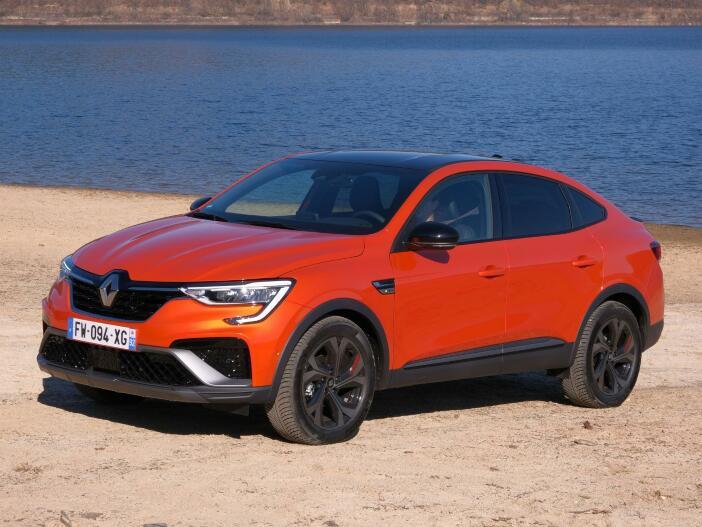 Auto Leasing - Mild- und Vollhybrid: Der Marktstart des Renault Arkana