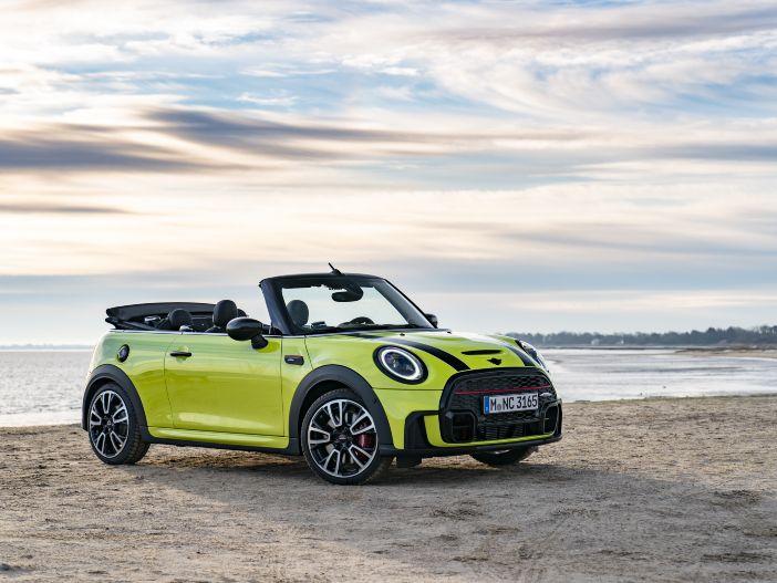 Auto Leasing - Fit für die warme Jahreszeit: Das aktualisierte Mini Cabrio