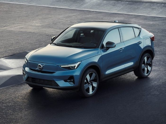 Auto Leasing - Schwedisches Crossover-Coupé mit Elektroantrieb: Der neue Volvo C40 Recharge