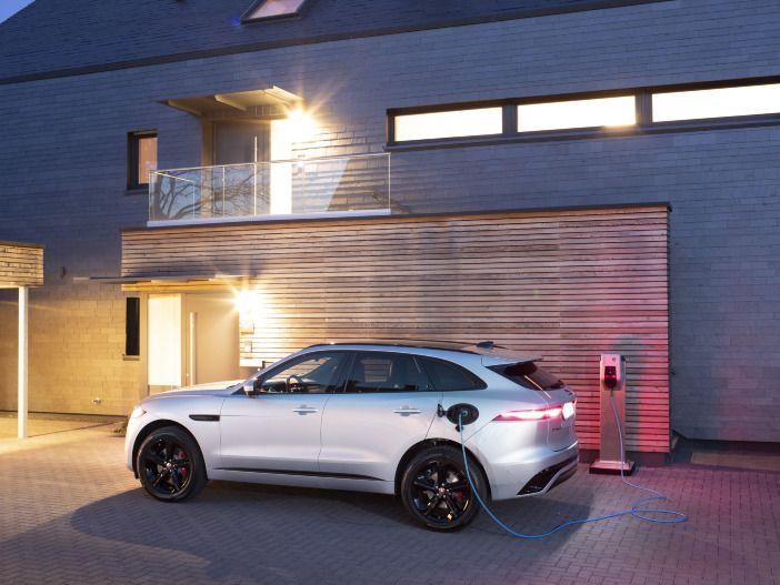 Auto Leasing - Evolution des britischen SUVs: Der neue Jaguar F-Pace
