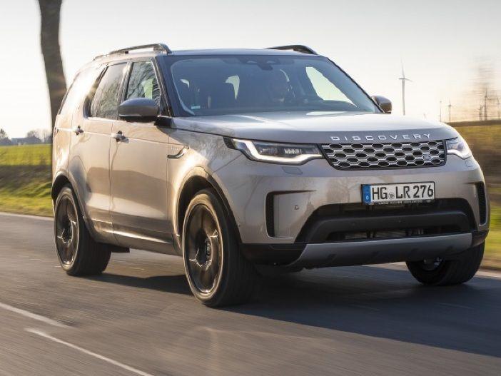 Auto Leasing - Vornehmer Offroader: Der aktualisierte Land Rover Discovery