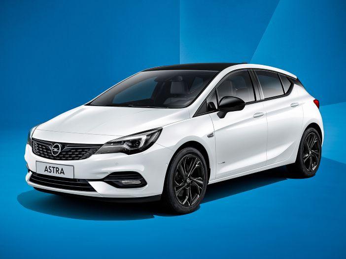 """Auto Leasing - Attraktive Ausstattungslinie: Der Opel Astra als Modell """"Design & Tech"""""""