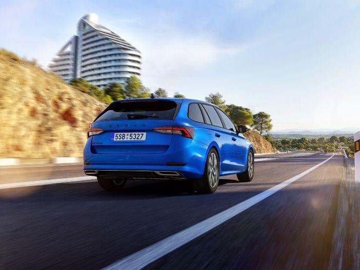 Auto Leasing - Sportliches Gesamtpaket: Der neue Skoda Octavia Sportline
