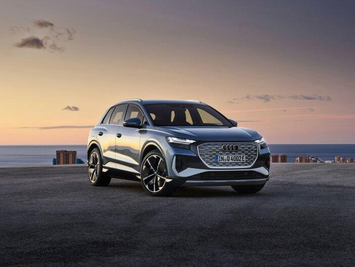Auto Leasing - Kompakt-SUV mit Elektro-Power: Der neue Audi Q4 e-tron