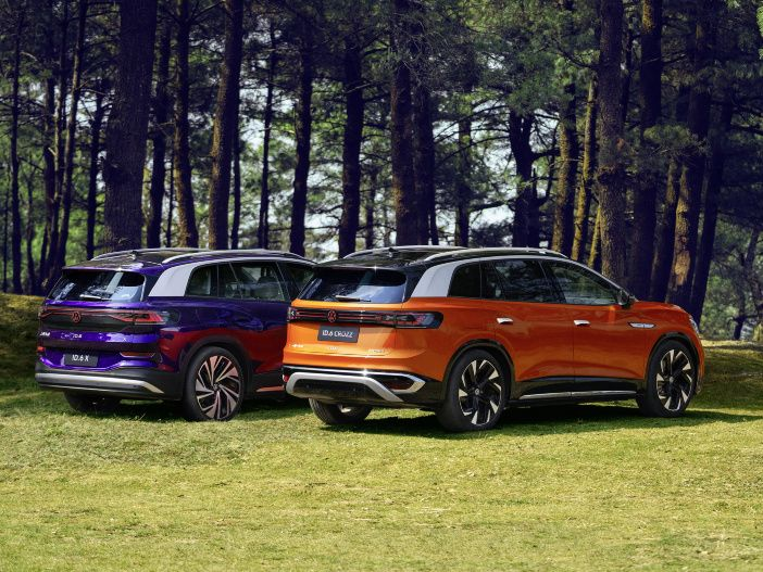 Auto Leasing - VW verlängert den ID.4: Der neue Volkswagen ID.6