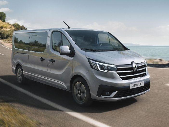 Auto Leasing - Viel Platz für Business und Familie: Der neue Renault Trafic Combi