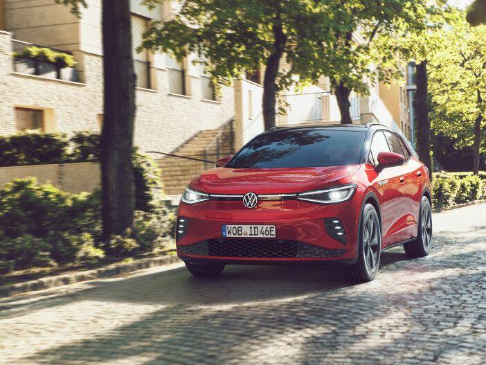 Auto Leasing - Leistungsstarker Elektro-Allradantrieb: Der neue Volkswagen ID.4 GTX