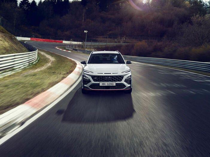 Auto Leasing - Performance-SUV: Der neue Hyundai Kona N