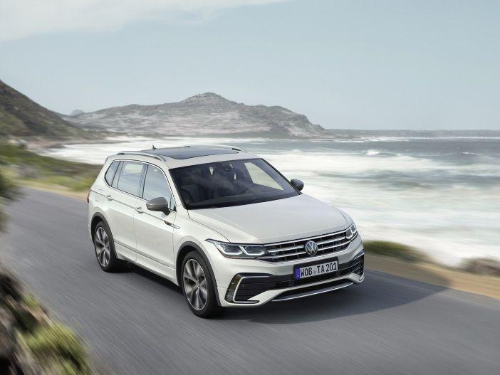 Auto Leasing - Viel Platz und neue Technik-Highlights: Der überarbeitete VW Tiguan Allspace