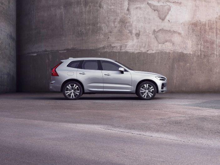 Auto Leasing - Optisch und technisch weiterentwickelt: Der neue Volvo XC60