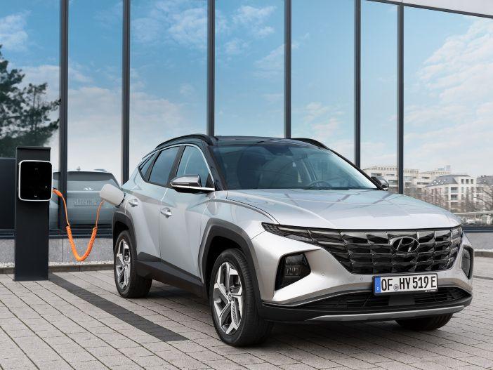 Auto Leasing - Jetzt am Start: Der neue Hyundai Tucson Plug-in-Hybrid