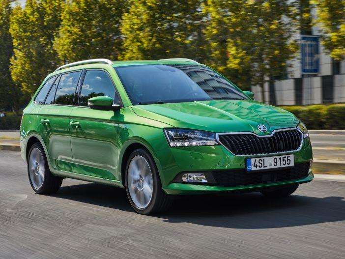 Auto Leasing - Mehr Ausstattung: Der Skoda Fabia Combi rüstet auf