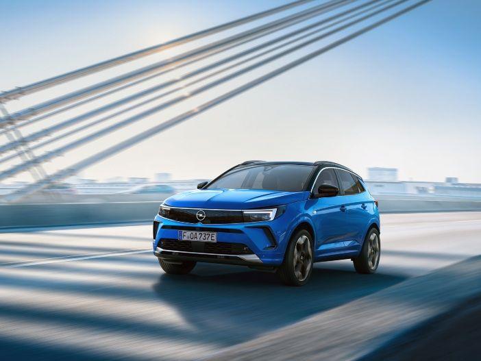 Auto Leasing - Optisch und technisch aufgefrischt: Der neue Opel Grandland