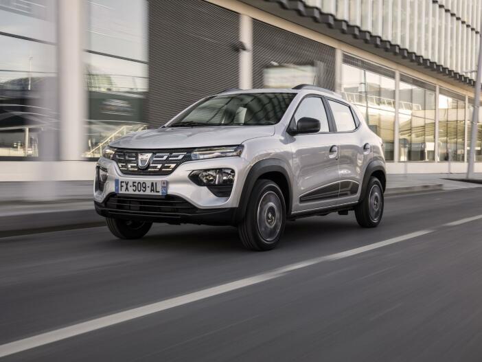 Auto Leasing - Elektrisches City-SUV: Der neue Dacia Spring