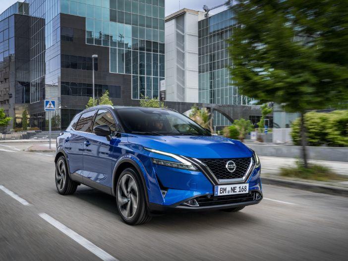 Auto Leasing - Crossover zündet die nächste Stufe: Der neue Nissan Qashqai