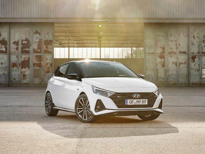 Auto Leasing - Sportliche Optik: Der neue Hyundai i20 N Line startet durch