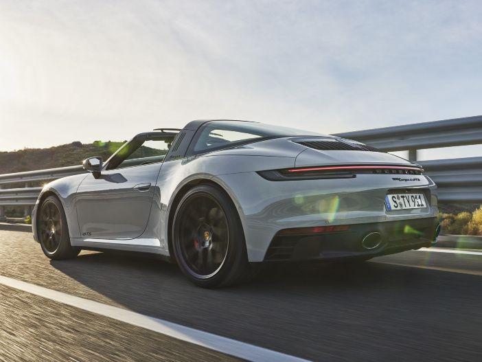 Auto Leasing - Als Coupé, Cabrio und Targa: Der neue Porsche 911 GTS