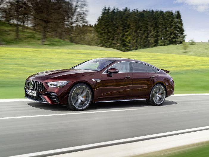Auto Leasing - Elegant und leistungsstark: Das neue Mercedes-AMG GT 4-Türer Coupé