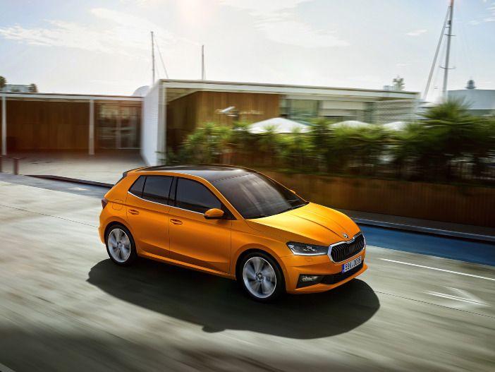 Auto Leasing - Die vierte Generation des Kleinwagens: Der neue Skoda Fabia