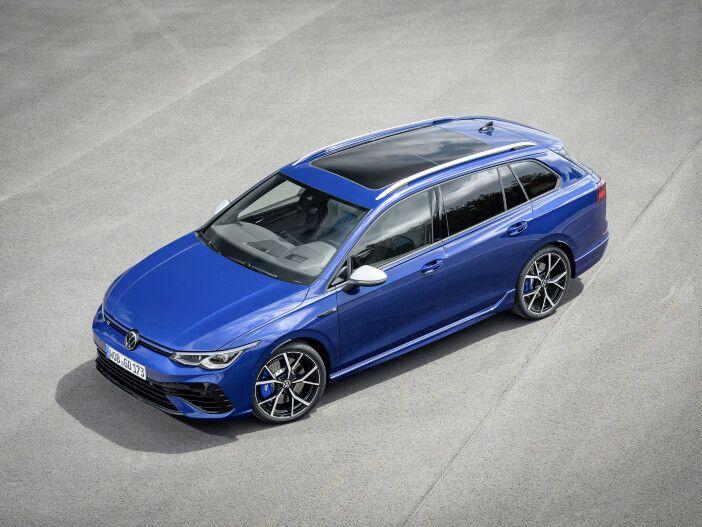 Auto Leasing - Leistungsstarker Kompakt-Kombi in neuer Generation: Der neue VW Golf R Variant