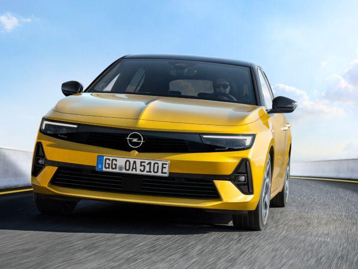 Auto Leasing - Erstmals auch als Hybrid: Der neue Opel Astra