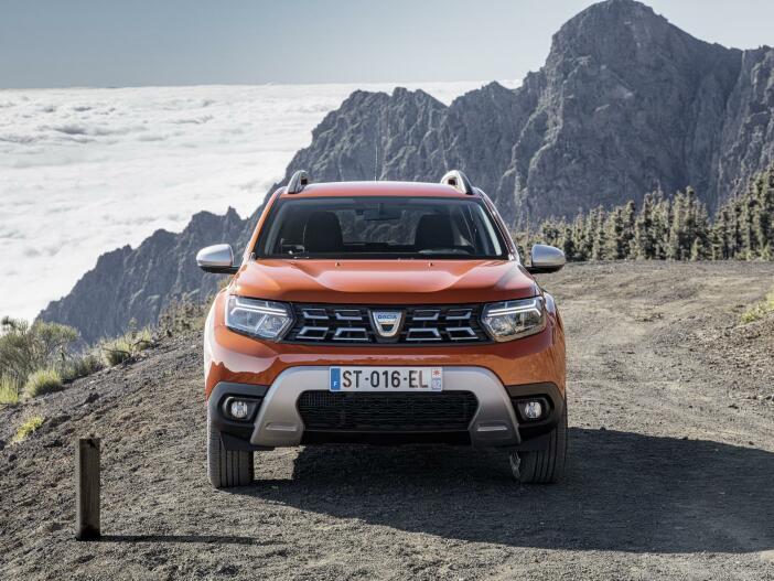 Auto Leasing - SUV-Fahrspaß zu überschaubaren Kosten: Der überarbeitete Dacia Duster