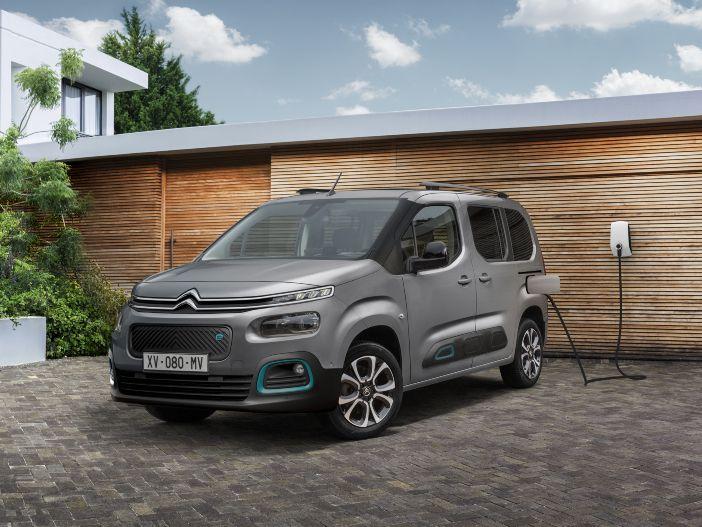 Auto Leasing - Hochdach-Kombi mit elektrischem Antrieb: Der neue Citroën ë-Berlingo