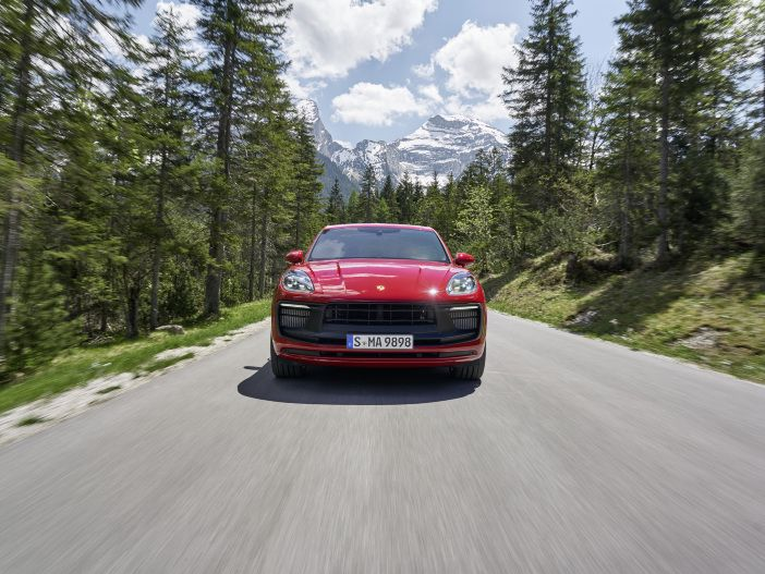 Auto Leasing - Kompakte Sportlichkeit: Der neue Porsche Macan