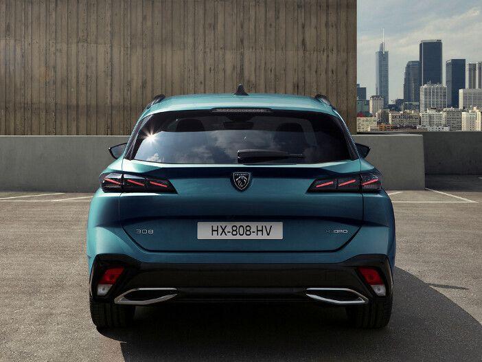 Auto Leasing - Vielseitiger Kombi: Der neue Peugeot 308 SW
