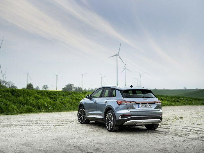 Auto Leasing - Neue Antriebsoptionen: Audi erweitert die Auswahlmöglichkeiten beim Audi Q4 e-tron