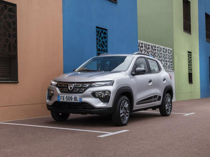 Auto Leasing - Günstiger Einstieg: Der neue Dacia Spring Comfort