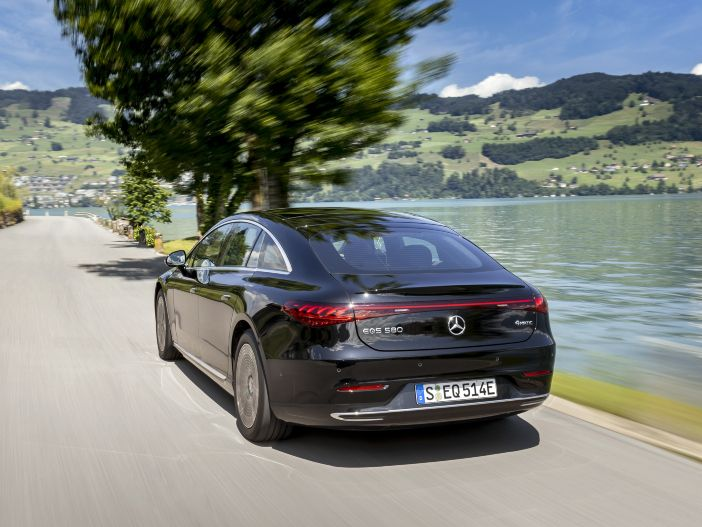 Auto Leasing - Elektrifizierte Oberklasse: Der neue Mercedes EQS